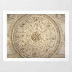 Caserta Art Print