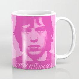 MUG SHOT MICK Coffee Mug