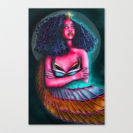 The Goddess: Isis Canvas Print