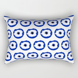 The Evil Eye Rectangular Pillow