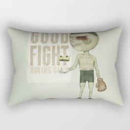 GO THE DISTANCE Rectangular Pillow