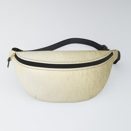 Simply Gilded Palace Gold Fanny Pack