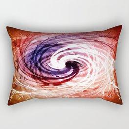 Swirl of Branches Rectangular Pillow