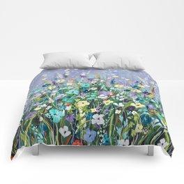 Field of Flowers 2. Comforters