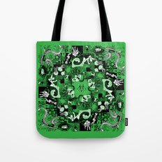 Summer Relief Tote Bag