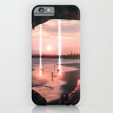 Escape through the light II Slim Case iPhone 6s