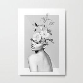 Floral beauty 2 Metal Print