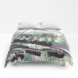 White House Graphic Comforters