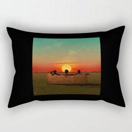 Atlanta donald Rectangular Pillow