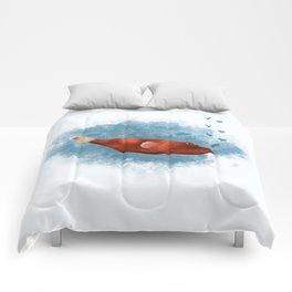 Moordy The Congo Puffer Comforters