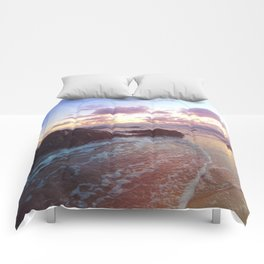 Beach Confection Comforters