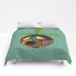 Majoras Mask Deku Scrub Comforters