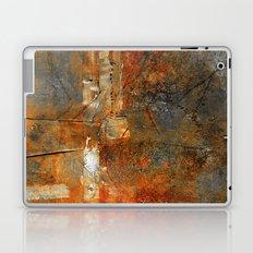Rust Texture 72 Laptop & iPad Skin