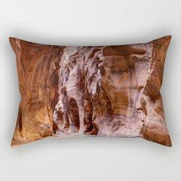 The Narrows Zion National Park Utah Rectangular Pillow