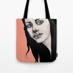 Lip Ring Tote Bag