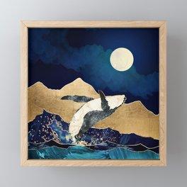 Live Free Framed Mini Art Print