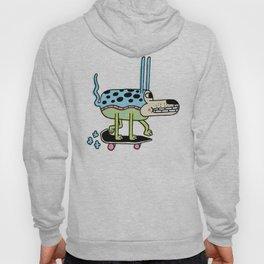 The Skate Pup Hoody