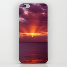 Let the new day lift your spirits to the sky iPhone & iPod Skin