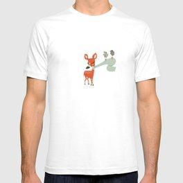 Winter Deer T-shirt