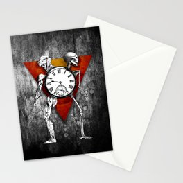 Trapped in the Moment Stationery Cards