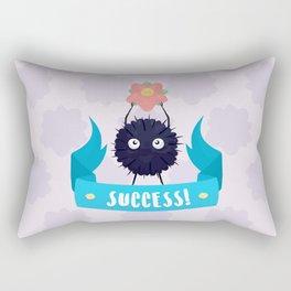 Susuwatari Success! Rectangular Pillow