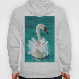 Swan mother Hoody