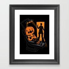 Are You Afraid of the Dentist? Framed Art Print