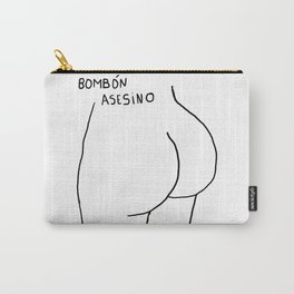 Bombón Asesino Carry-All Pouch