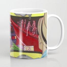 TUK TUK BANG COCK Coffee Mug