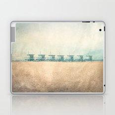 Venice cabins Laptop & iPad Skin