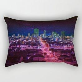 Punk City Rectangular Pillow