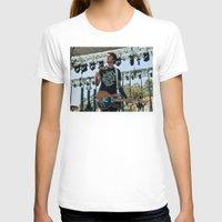 allyson johnson T-shirts featuring Joyce Manor - Barry Johnson by chrisofarc