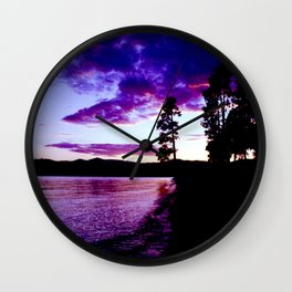 Sighing Wall Clock