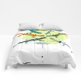 FORMOSA SERIES【Salamanders】 Comforters