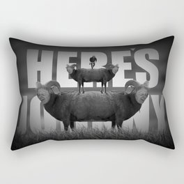 Here's Johnny - The Shining Rectangular Pillow
