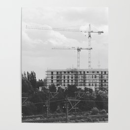 Berlin _ Photography Poster