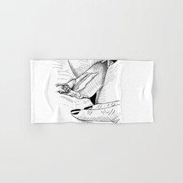 Girls Love Hand & Bath Towel