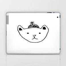 Being Fancy in a Hat Laptop & iPad Skin