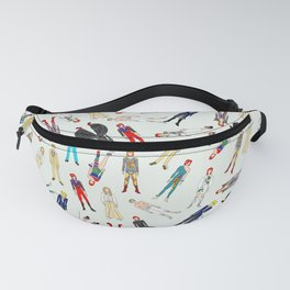 Floating Heroes Fanny Pack