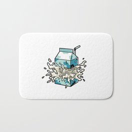 Milk Bath Mat
