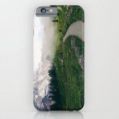 Mt Rainier Path iPhone 6s Slim Case