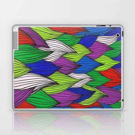 Dancin onions Laptop & iPad Skin
