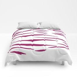 tiger stripes design lines Ethnic look Comforters