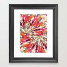 Convoke Framed Art Print