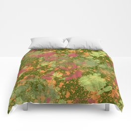Autumn Woods Comforters