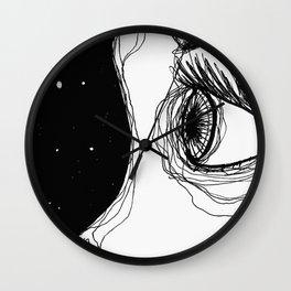 Eye To The Sky Wall Clock