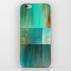 Fantasy Oceans Collage iPhone & iPod Skin