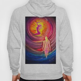 Time tunnel Hoody