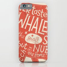 'How the Whale Got His Throat' iPhone 6s Slim Case