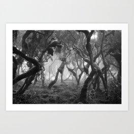 Bale I Art Print